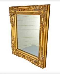 Espejos barrocos