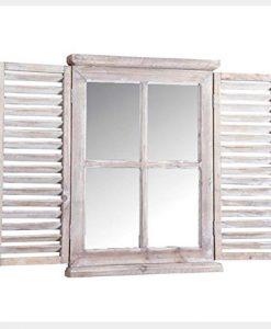 Espejos con forma de ventana